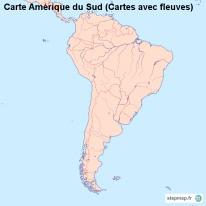 Carte Topographique Amerique Du Sud.Stepmap Cartes De Carte D Amerique Du Sud
