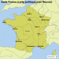 Stepmap Cartes De France