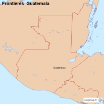 Frontières  Guatemala