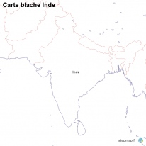Carte blache Inde