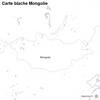Carte blache Mongolie