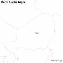 Carte blache Niger