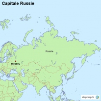 Capitale Russie