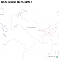 Carte blache Ouzbékistan