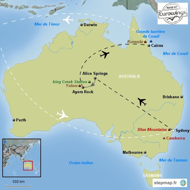 69-Rythmes Australiens