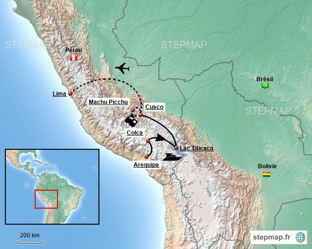 Pérou Express