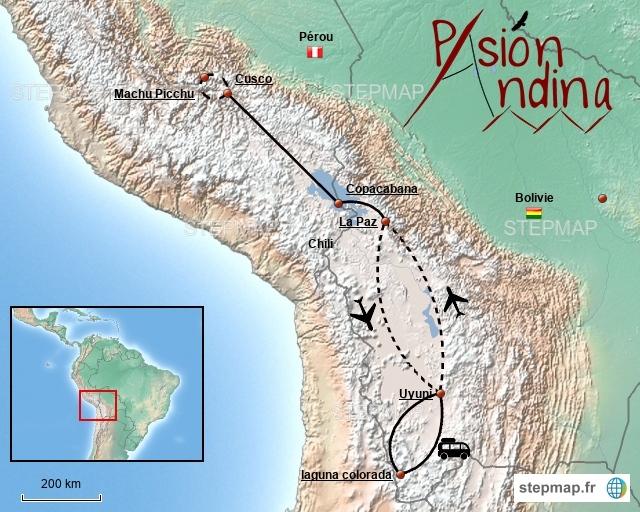 Terres Quechua et Aymara