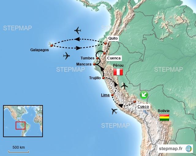 Classique Pérou - Equateur